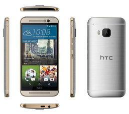 """หลุดกระจาย เผยภาพและสเปก """"HTC One M9″ แบบละเอียด"""