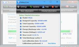 BatteryCare ตรวจเช็คความพร้อมแบตเตอรี่โน๊ตบุ๊คของคุณบ้างหรือยัง?