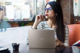เปิดตัว ZenBook  โน้ตบุ๊คหรูบางเบา