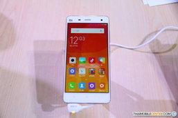 พรีวิว Xiaomi Mi4 พร้อมราคา และโปรโมชั่น