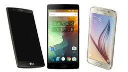 เปรียบเทียบสเปค Samsung Galaxy S6 vs OnePlus 2 vs LG G4 รุ่นใดโดดเด่นกว่า สุดคุ้มกว่า มาดูกัน