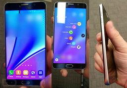 นี่ไงล่ะ Samsung Galaxy Note 5 ตัวจริง