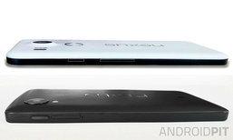 หลุดอีกมุมของ Nexus 5 ใหม่ พูดเลยว่า มันบางกว่าเดิมมาก