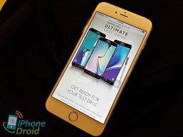 Samsung ออกแคมเปญ ใครใช้ iPhone มาเอา Galaxy Note 5 ไปใช้ฟรี 1 เดือน