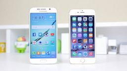 ให้คลิปตัดสิน เปรียบเทียบระบบกันสั่น iPhone 6S กับ Galaxy S6 รุ่นไหน ภาพนิ่งกว่ากัน