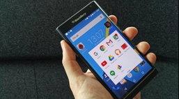 เผยภาพหลุด BlackBerry Priv สมาร์ทโฟนที่อาจเป็นตัวกำหนดวาระสุดท้ายของ  BlackBerry
