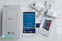 รีวิว Infinix Hot Note X551 แบตอึด 4,000mAh ชาร์จเร็ว ราคาประหยัด