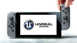 จะมีเกมที่สร้างด้วย Unreal 4 บน Nintendo Switch อีก 20 เกม !!