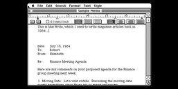 เปิดตัวอีมูเลเตอร์เครื่อง Mac ยุคบุกเบิกให้ลองเล่นผ่านเว็บไซต์แล้ว
