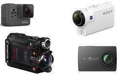 แนะนำกล้อง 4 กล้อง Action มีดีและพร้อมลุยช่วงสงกรานต์