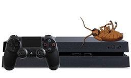 """ช่างซ่อมเผยสาเหตุ ทำไม """"แมลงสาบ"""" ถึงชอบเข้าไปอยู่ในเครื่อง PlayStation 4 ?"""