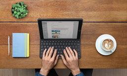 Logitech เปิดตัว Slim Folio คีย์บอร์ดสำหรับ iPad ขนาด 9.7 นิ้ว