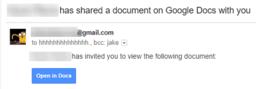 เว็บหลอกแบบใหม่ ปลอมเป็น Google Docs ดูดข้อมูล กูเกิ้ลแจงป้องกันแล้ว