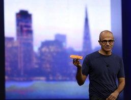 Microsoft ไม่ยอมแพ้! : จะสร้างโทรศัพท์ที่ไม่เหมือนใคร