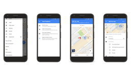 Google Maps เพิ่มเติมแก้ไขชื่อถนนที่คุณผ่านได้แล้ววันนี้