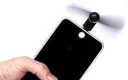เตือนผู้ใช้ 'iPhone' เสียบพัดลมมือถือเข้าเครื่อง อาจทำเมนบอร์ดพังได้!!