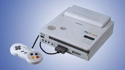 เครื่องรุ่นต้นแบบของ Super Famicom PlayStation (SNES) ถูกเอามาซ่อมโดยแฟนเกม