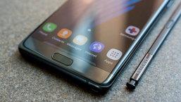 ภาพหลุดยืนยัน Samsung Galaxy Note 7R มาพร้อม Android Nougat และแบตเตอรี่ที่น้อยลง