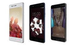 ทำความรู้จัก Nokia 3 Nokia 5 และ Nokia 6 ก่อนพบกันในงาน Thailand Mobile Expo 2017 Hi End สัปดาห์หน้า