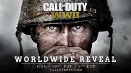 มาแล้วตัวอย่างแรกเกม Call of Duty: WWII พร้อมออกรบ พฤศจิกายน นี้