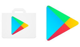 Google ปรับไอคอนแอพ Play Store ใหม่ เลิกใช้ถุงช้อปปิ้งครอบ