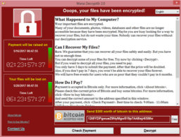 ไวรัสล็อกไฟล์รุ่นใหม่ WannaCry 2.0 มาแล้ว ไม่มี Kill Switch เพื่อหยุดเผยแพร่