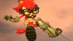 มาแล้วตัวอย่างใหม่เกม Sonic Forces ภาคใหม่ที่สามารถสร้างตัวละครได้เอง
