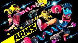 เปิดตัวละครใหม่ใน Arms เกมต่อยมวยของ Nintendo พร้อมเปิดให้ทดลองเล่นสิ้นเดือนนี้