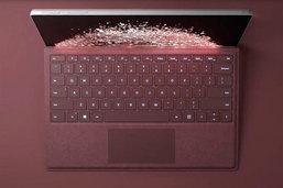 Microsoft เปิดตัว Surface Pro รุ่นใหม่ สเปกแรงขึ้น เบาขึ้น บางลง และเงียบกว่าเดิม