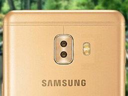 ภาพหลุดชัดเจน Galaxy C10 สี Rose Gold พร้อมกล้องหลัง 2 ตัว รุ่นแรกของ Samsung