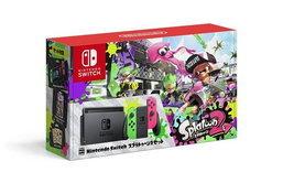 แบบนี้ก็ได้เหรอ ปู่นินขายกล่องเปล่า Nintendo Switch ลายพิเศษจากเกม Splatoon 2