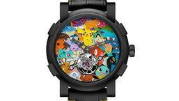 ชม นาฬิกาลาย Pokemon ที่มีราคา 8 ล้านกว่าบาท