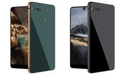 ยลโฉม Essential PH-1 สมาร์ทโฟนไร้ขอบสุดหรู จากผู้ให้กำเนิด Android