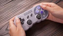เปิดตัวจอยเกม Nintendo Switch ที่ถอดแบบมาจากจอย Super Famicom