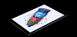ใช้งานสบาย iPad Pro 105 นิ้วอัดแรมมาให้สูงถึง 4GB เลยทีเดียว