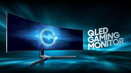 Samsung เปิดตัวมอนิเตอร์ QLED สำหรับเกมเมอร์ หน้าจอยาวพิเศษ ขนาด 49 นิ้ว