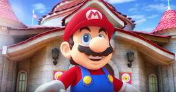 หลุดงานออกแบบ สวนสนุก Super Nintendo World ใน Universal Studios