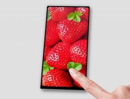 Sony เตรียมเปิดตัวสมาร์ทโฟนหน้าจอไร้ขอบ ของจริง 31 สิงหาคมนี้