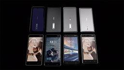 หลุด รายชื่อชิปเซ็ตสำหรับ Nokia 2, Nokia 7,  Nokia 8 และ Nokia 9