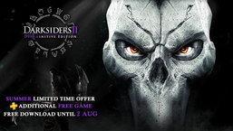 Sony ใจดีแจกเกม Darksiders II Deathinitive Edition ให้ชาว PSPlus ไปฟรีๆ โซน 3