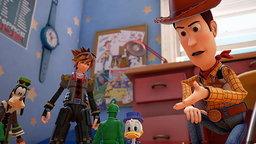 เกม Kingdom Hearts 3 กำหนดออกปี 2018 พร้อมเปิดฉาก Toy Story