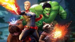 เปิดตัวเกม Marvel Powers United VR บน Oculus Rift