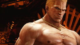 Geese Howard จากเกม กาโร่ โผล่ในเกม Tekken 7