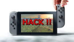 งานเข้าเครื่องเกม Nintendo Switch อาจถูก Hack เจาะระบบได้แล้ว