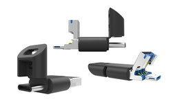 Mobile C50 Flash Drive จิ๋วที่พกพาความสะดวก รวม 3 Port USB ไว้ในหนึ่งเดียว