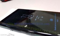 เผยภาพจริงของ Samsung Galaxy Note 8 เรือธงมีปากกา กลับมาแล้ว