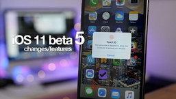 Apple ปล่อยอัปเดต iOS 11 beta 5 แล้ว มีอะไรเปลี่ยนแปลงบ้าง ไปดูกัน
