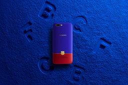 เอาใจสาวกบาร์ซ่า Oppo R11 FC Barcelona Edition เตรียมวางขายสัปดาห์หน้า