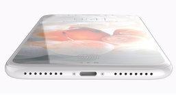 ชมภาพ iPhone 8 ชุดล่าสุดสีขาวสุดสุดสวยจากดีไซน์เนอร์บนโลกออนไลน์