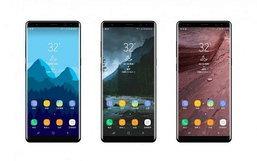 หลุดสเปคเต็มๆของ Galaxy Note 8  หน้าจอ 6.3 นิ้ว Snapdragon 835 แรม 6 GB และกล้องหลัง 2 ตัว